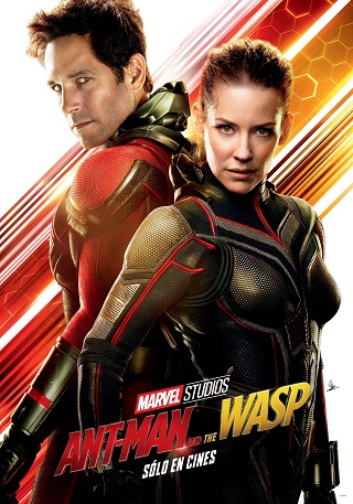 Ant-Man and the Wasp 2018 Dual Audio ORG Hindi 400MB BluRay 480p