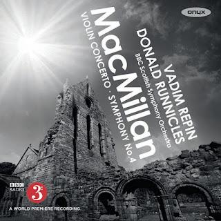 Macmillan Violin Concerto