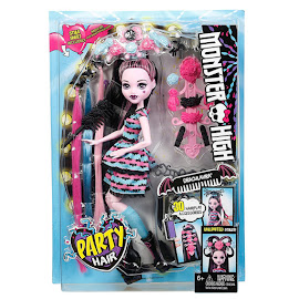 MH Party Hair Draculaura Doll
