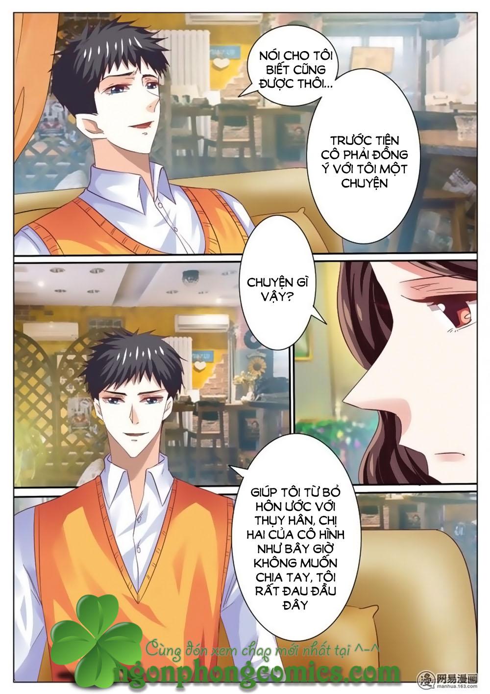 Hào Môn Tiểu Lão Bà – Chap 45