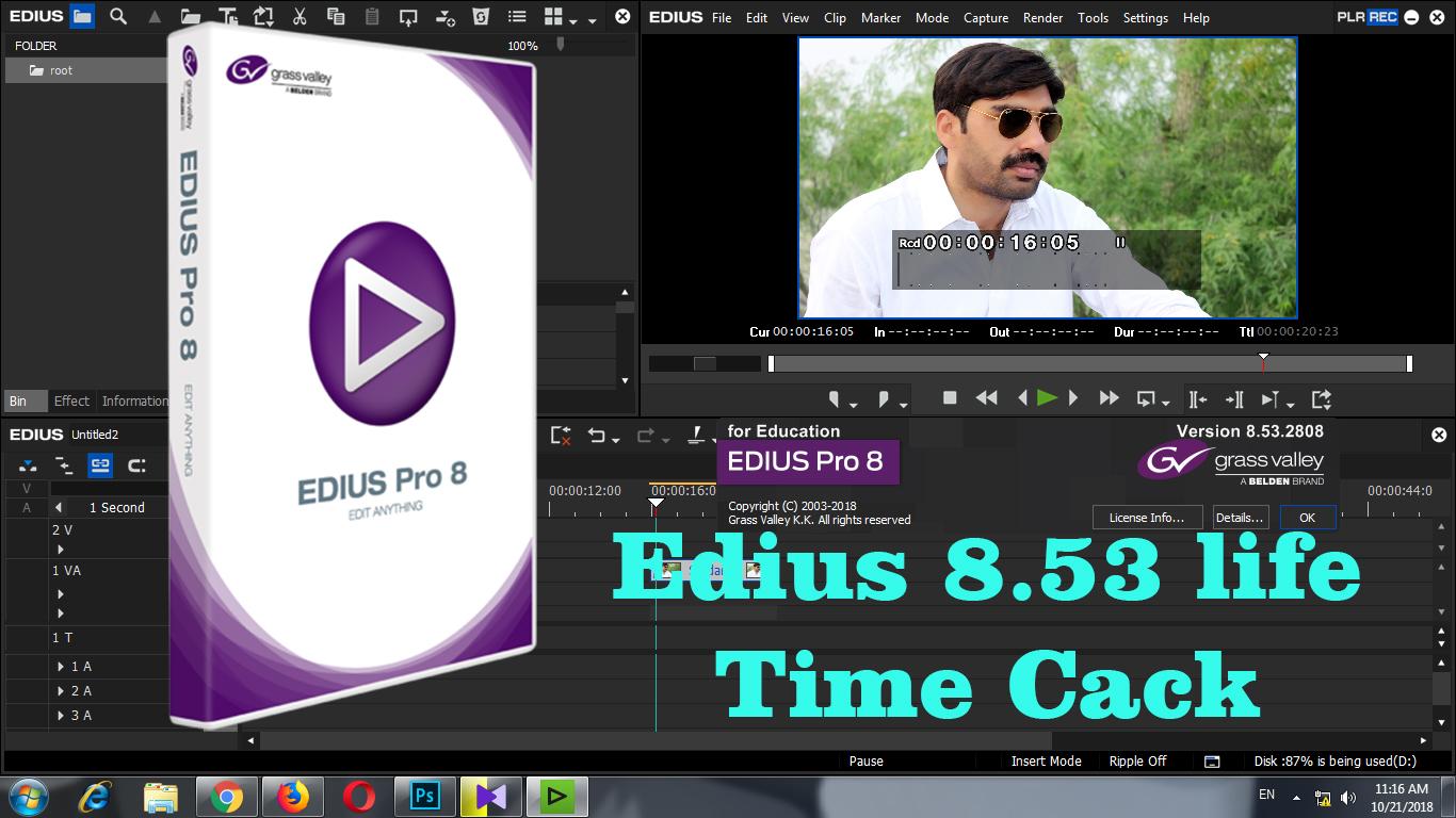 edius 8.53 free download with crack