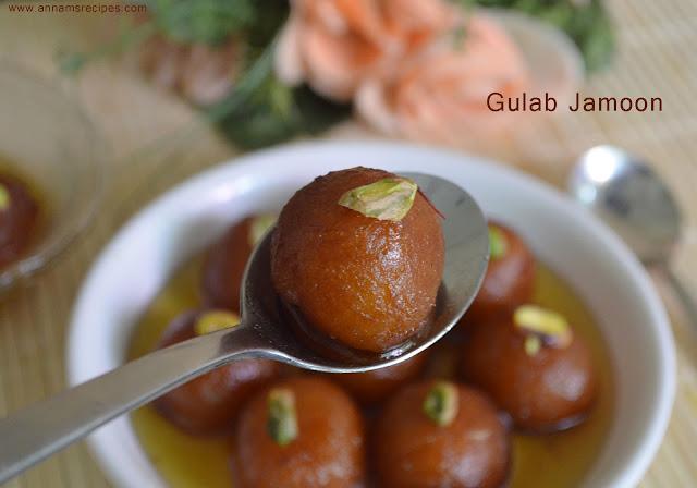 Gulab Jamun Recipe / Khoya Jamun