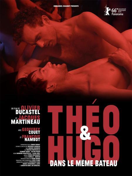 VER ONLINE PELICULA: Theo y Hugo - Francia - 2016