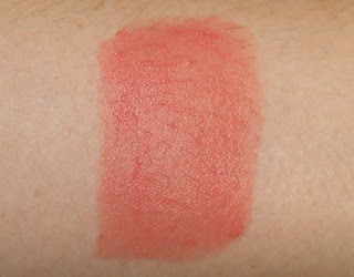 L'Oreal Colour Riche Matte Addiction Lipstick in 103 Blush in Rush review swatch swatches