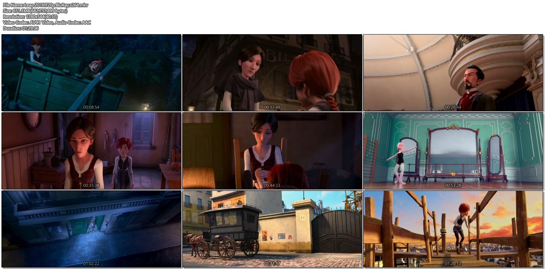 Leap 2016 720p BluRay 650MB x264 Movie Screenshots