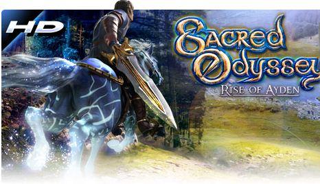 Games HD Roid Sacred Odyssey HVGA