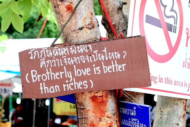 Inspirational Quote Visit Chiang Mai Thailand