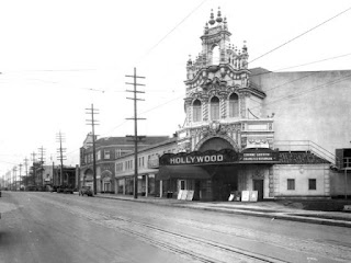 The Hollywood Theatre Old