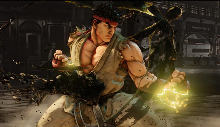 STREET FIGHTER V V1.04 INCL STORY MODE DLC-REPACK