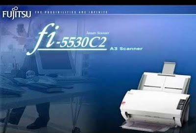 Download Fujitsu fi-5530C2 Driver Scanner