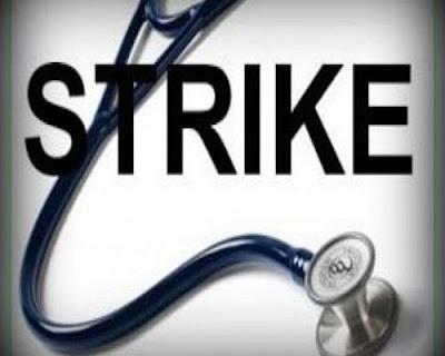 Resident Doctors Proceed On Indefinite Strike, Reject FG's Offer