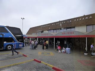 Terminal terrestre de autobuses de La Serena