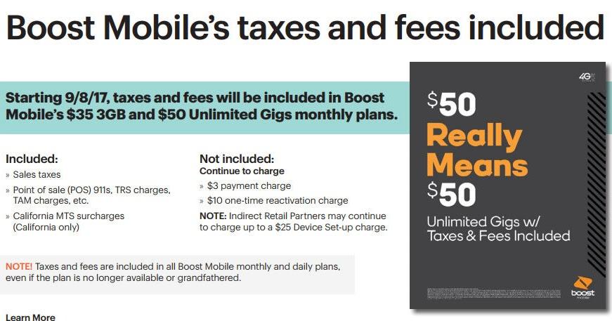 Boost Mobile Confirms ...T Mobile Plans 2017