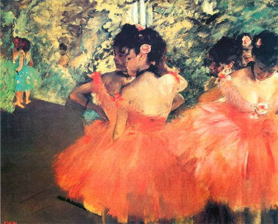 Edgar Degas obras