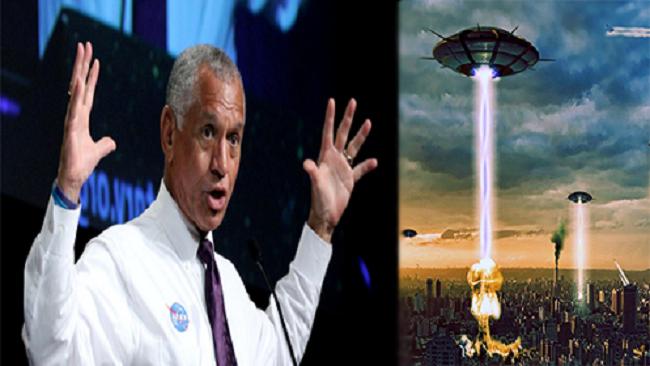 Υπάλληλος της NASA τέθηκε σε διαθεσιμότητα μετά από ισχυρισμούς του για επικείμενη εισβολή εξωγήινων !