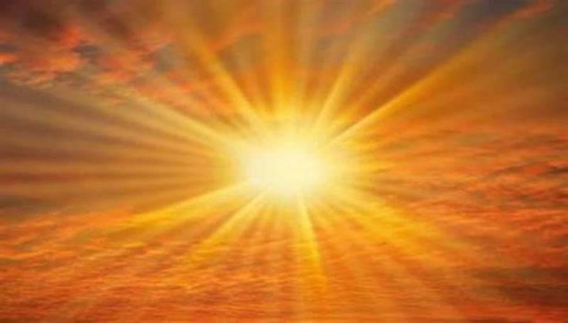Κι όμως ο Ήλιος δεν είναι κίτρινος- Δείτε πως φαίνεται πραγματικά (vid)