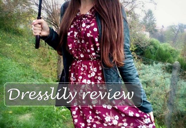 dresslily recenzija, moje iskustvo s dresslily online trgovinom, pozitno iskustvo, dresslily odjeća, haljina, vintage, dresslily suradnja