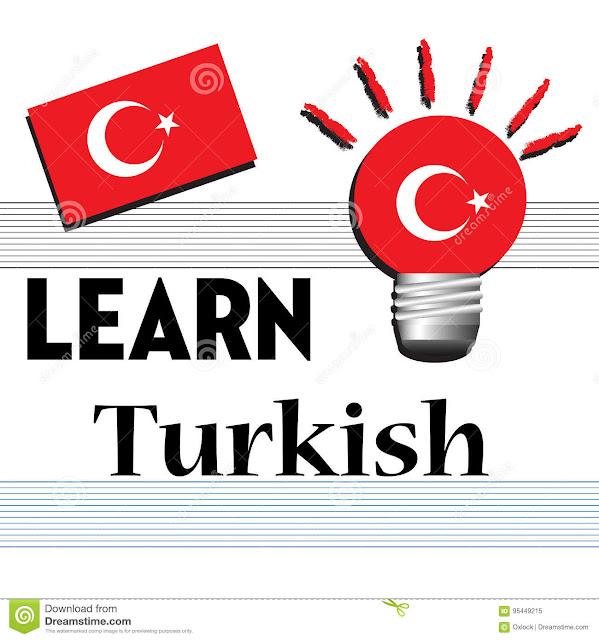 أفعال المضارع في اللغة التركية