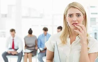 Tips Menghilangkan Rasa Gugup saat Interview Kerja