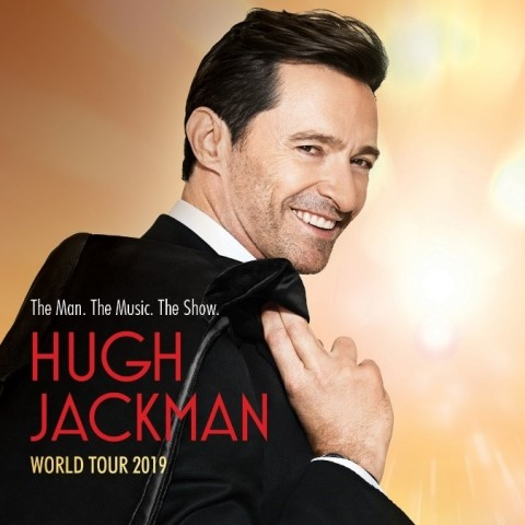 Hugh Jackman Adds Additional Dates to his 'The Man.The Music.The Show' Tour