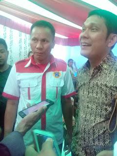 Bukti Kerja DPD LAKI Sulut, Datangkan Ahli Utama Kantor Staff Presiden