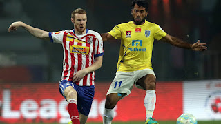 Hero Indian Super League 2016 Results