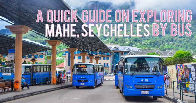 How to explore mahe island by bus