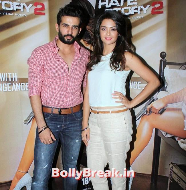 Jay Bhanushali and Surveen Chawla