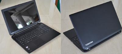 Jual Laptop Bekas Toshiba C55D - B5308 Bekas