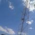 Vereador sobe em torre no município de Banabuiú e consegue convencer homem a não cometer suicídio