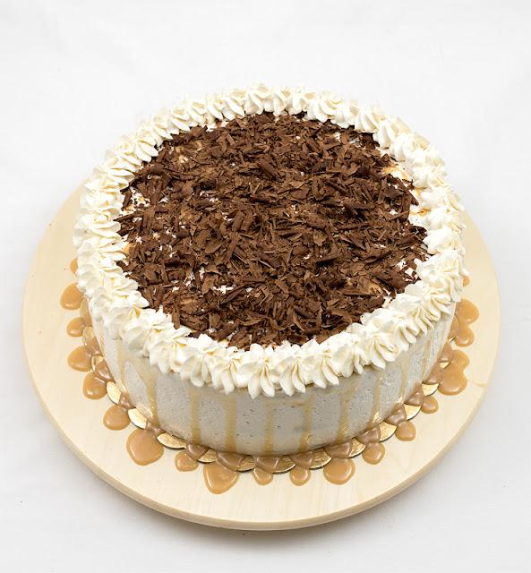 Karamelna torta blog fotka