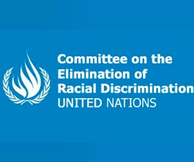 FELDSTED: The UN Committee, on the Elimination of Racial Discrimination, is targeting Canada because we're too nice to tell them go drown itself. Most other nations ignore these busybodies