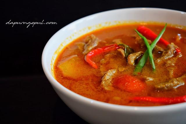 Pindang Daging Palembang, by dapurngepul.com