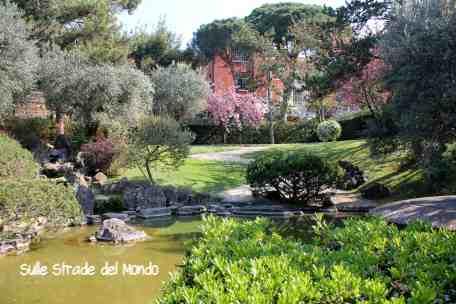 giardino giapponese di roma