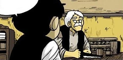 Lâm Chấn Thương phần 17: Chú bé gỗ