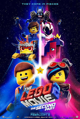 Poster The Lego Movie 2: The Second Part 2019 English HD 720p