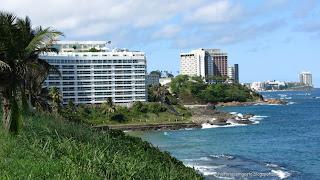 praia de Ondina, Salvador, bahia