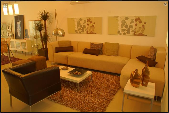 Decoraci n minimalista y contempor nea hermosas salas for Casa minimalista roja