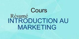 Résumé de marketing