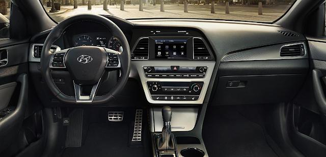 Hyundai Sonata 2017 Specs