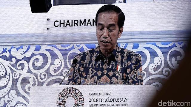 Kontroversi Pidato Jokowi 'Game of Thrones'