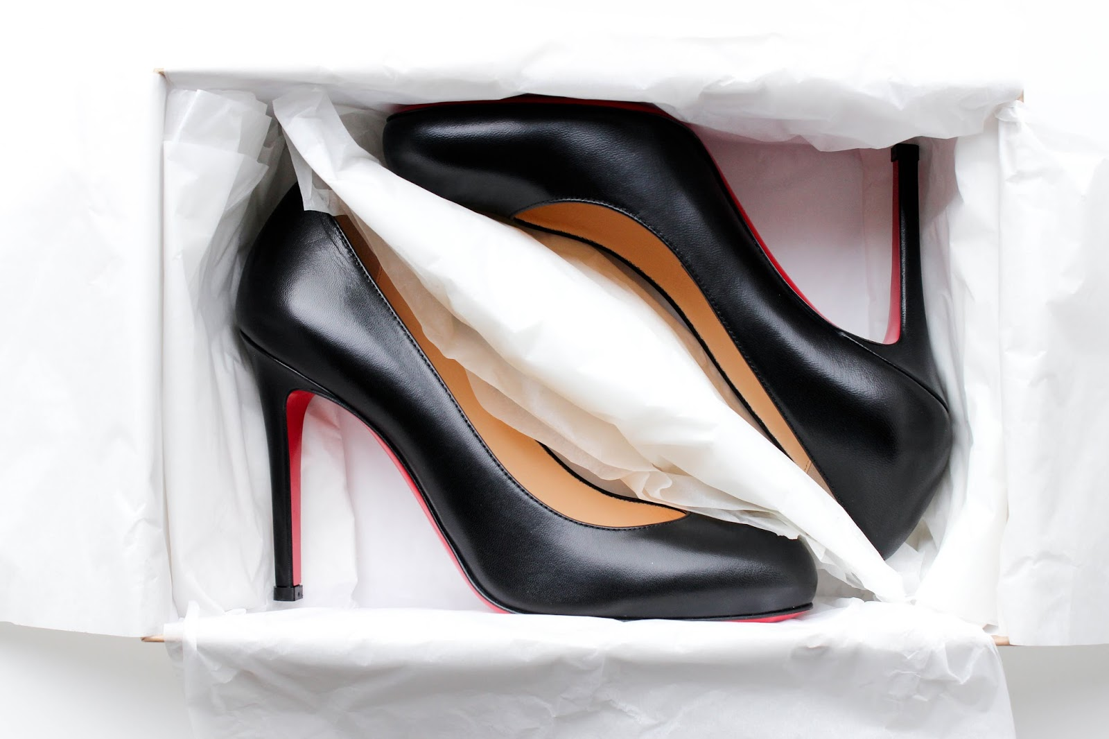 newest c7f42 754bc My First Pair of Christian Louboutin Heels: 'Simple' Single ...