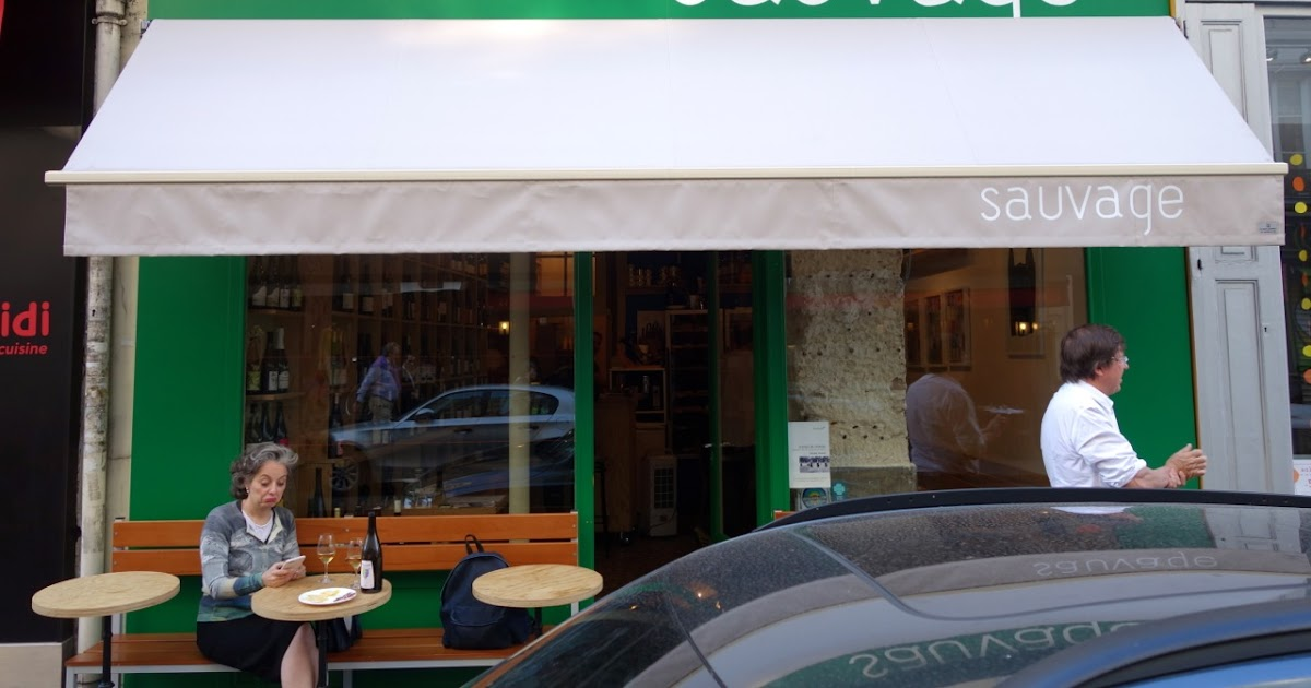 Restaurant Le Whose Paris