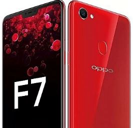 cara boot recovery mode OPPO F7