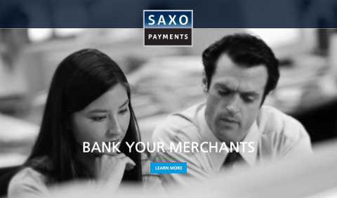 Accueil Saxo Payments