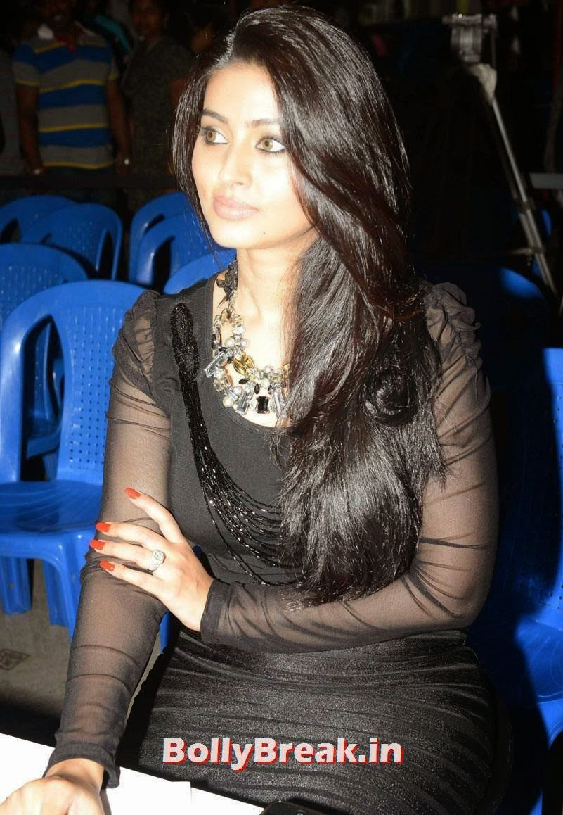 , Sneha in Black Dress - Hot HD images at event