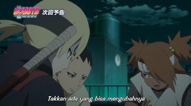 Boruto Episode 46 Subtitle Indonesia