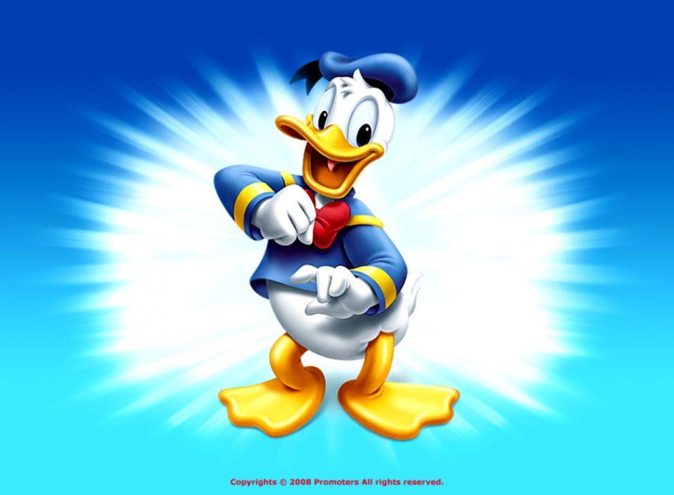 Happy Donald Disney Wallpaper Mobile Wallpapers