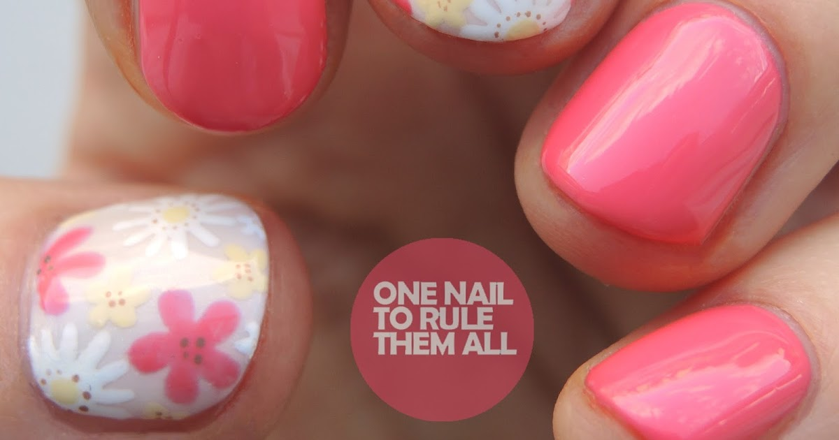 Mani Swap: One Nail To Rule Them All   Nails, Mani