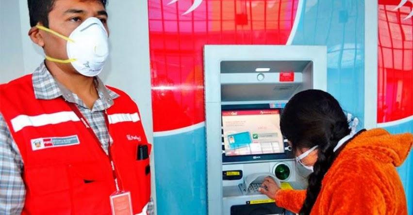 BONO FAMILIAR UNIVERSAL: Puede cobrarse en cajeros, agentes y banca celular, informó el Ministerio de Trabajo y Promoción del Empleo
